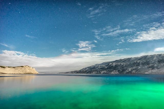 krásná voda