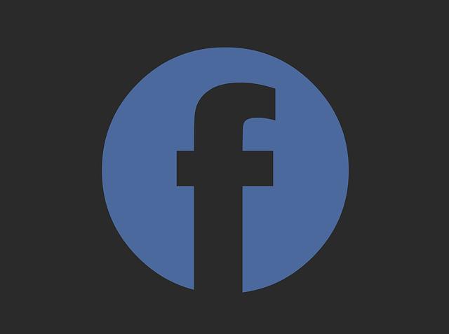 černý facebook