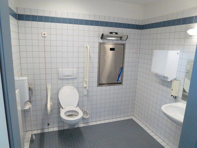 bezbariérové wc