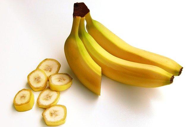 Nakrájený banán